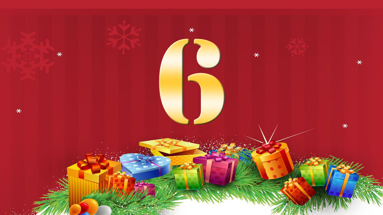 Adventskalender Six