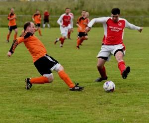 Eilean an Fhraoich Semi Final 2nd Leg