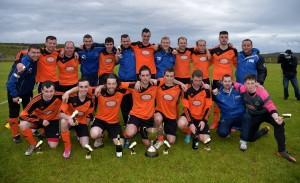 Eilean An Fhraoich Cup Final 2015