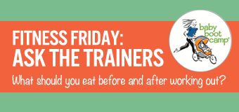 Fitness Friday:  Eating and working out