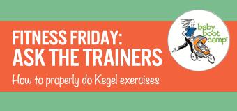 Fitness Friday: Kegel Exercises