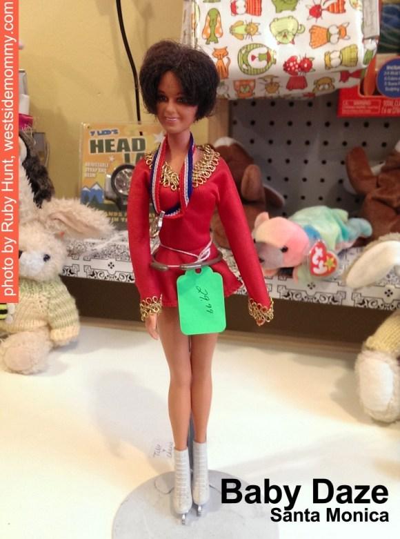 Vintage Dorothy Hammill doll