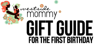 Gift Ideas for a One Year Old