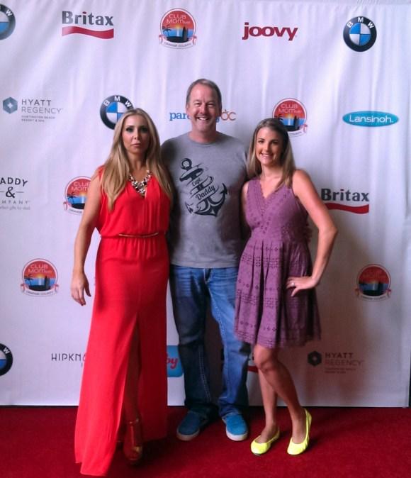 (L-R) Anya Sarre, Robert Nickel, and Rachel Pitzel