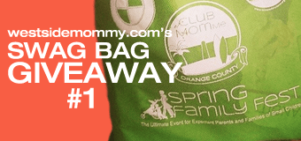 GIVEAWAY – Springfest Swag Bag Items (#1)