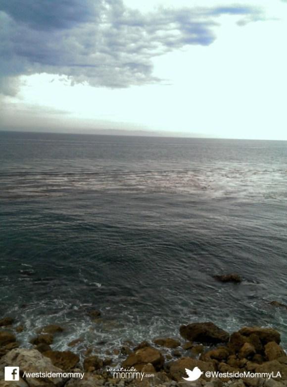 Ocean view from Nelson's Restaurant at Terranea Resort