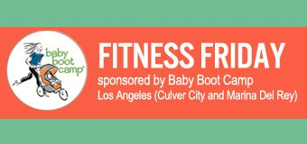 Workouts with Baby Boot Camp