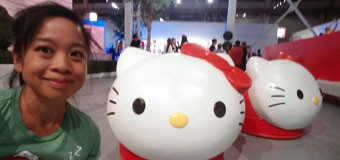 Hello Kitty Con 2014 Tips and Highlights