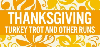 Fitness Friday: Turkey Trots and other Thanksgiving themed runs