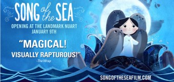 Song of the Sea Giveaway – Winner