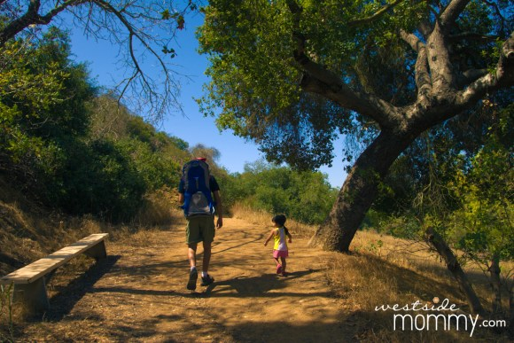 Toddler_Hike_FranklinCanyon
