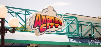 5 Reasons why Adventure City is the perfect place for pint size fun