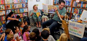 FREE Saturday Morning Stories and More at Children's Book World in West LA