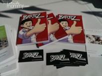 Bartez the graphic novel!