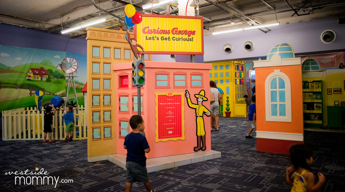 Curious George™: Let's Get Curious at Discovery Cube Los Angeles