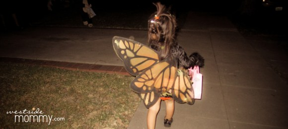 Monarch Butterfly Costume Trick or Treat Toddler
