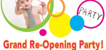 High-End Baby Product Giveaways at Kidsland Grand Re-Opening