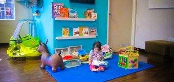 The Great Escape Club in Atwater Village – An indoor play area and lounge for parents