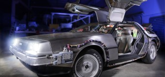 Share your Back to the Future Nostalgia with your kids at The Petersen Museum