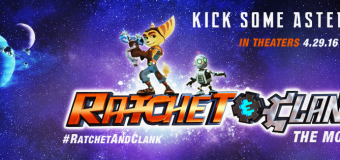 Ratchet & Clank movie and event review