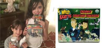 """Wild Kratts"" inspired products from Whole Foods (Review)"