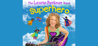 Laurie Berkner's new album – Superhero