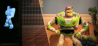 The Science Behind Pixar Exhibition at The California Science Center