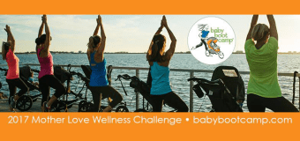 Join me in Baby Boot Camp's annual 8-week Mother Love Wellness Challenge (MOLO)