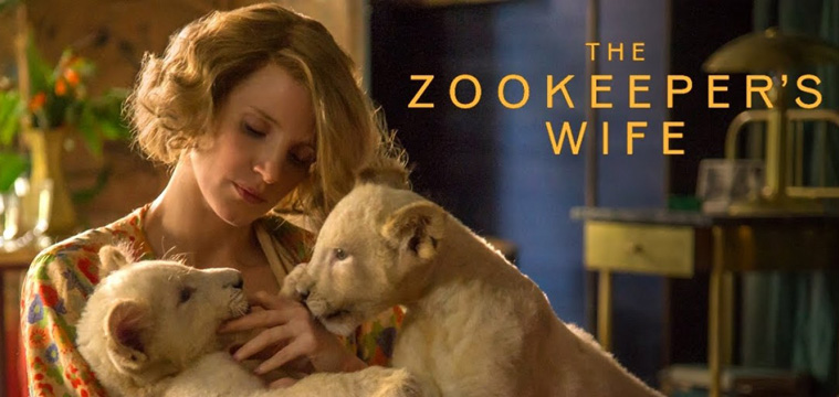 Four Interesting Things About The Zookeeper's Wife
