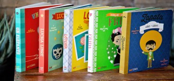 Lil' Libros Books are the cutest way to learn Spanish with your kids + BOOK GIVEAWAY