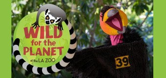 "Los Angeles Zoo's ""Wild for the Planet"" celebrates the Zoo's 50th Anniversary and kicks off Earth Day April 22"