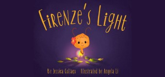 "Storytime + Book Review: ""Firenze's Light"" from Shine Your Light Books"