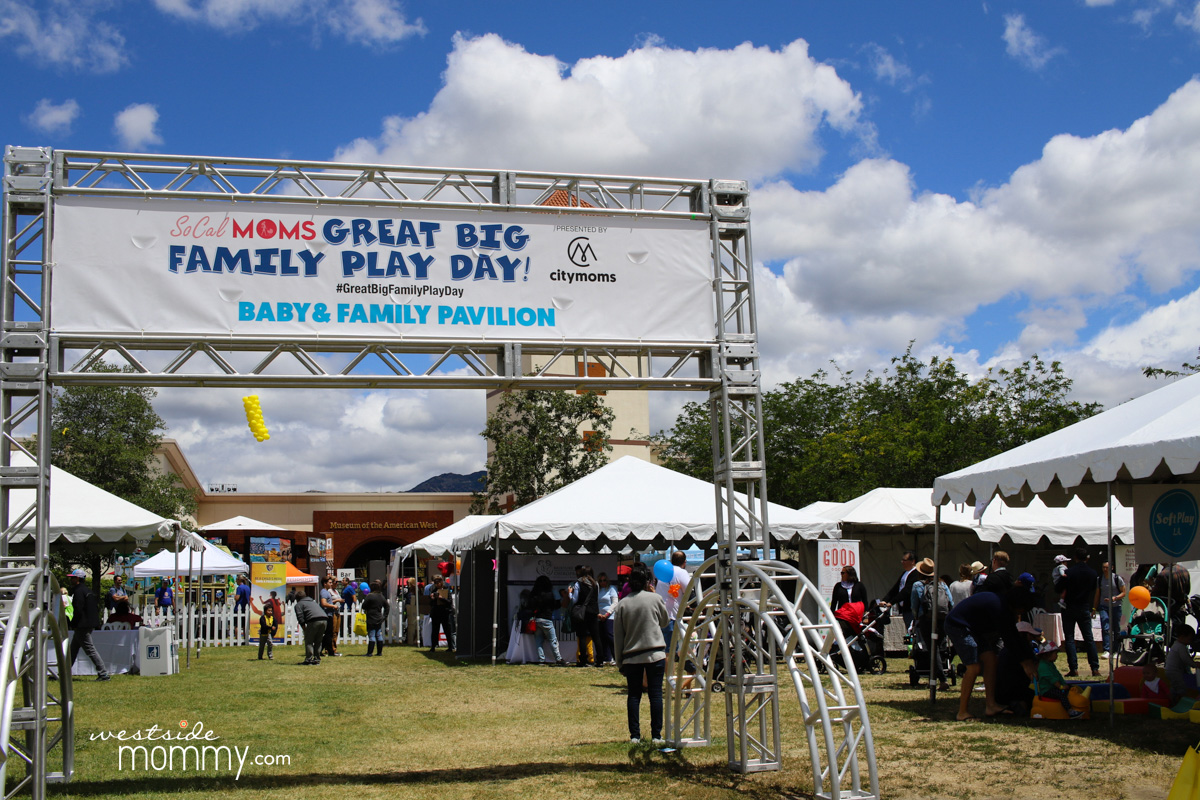 SoCal MOMS Great Big Family Play Day 2017