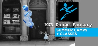 Summer Camp Dance Programs and Classes at MNR Dance Factory
