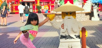 Our first visit to Legoland California