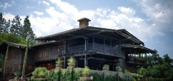 "Take a trip back in time to The Gamble House in Pasadena, known for it's architecture and ""Back To The Future"""