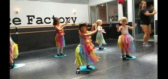 Mini Camp at MNR Dance Factory