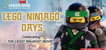 LEGO® NINJAGO® Days – September 23-24