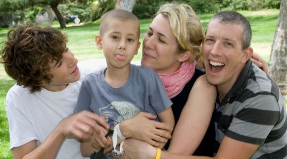 Photo from The Pablove Foundation - Pablo's 6th Birthday