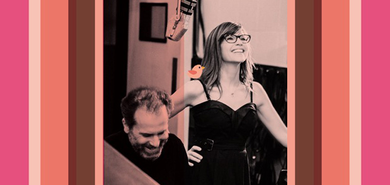 "Lisa Loeb's new album ""Lullaby Girl"""