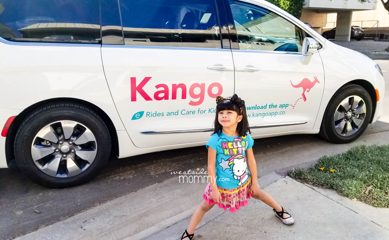 Our Kango App Ride Experience | Westside Mommy