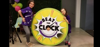 BEAT THE CLOCK, a new kids game show on Universal Kids