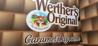 Recap of National Caramel Day Event on April 5 with Werther's Original