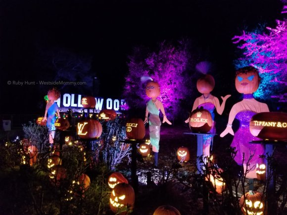 Nights of the Jack Event in Calabasas, California Post on WestsideMommy.com