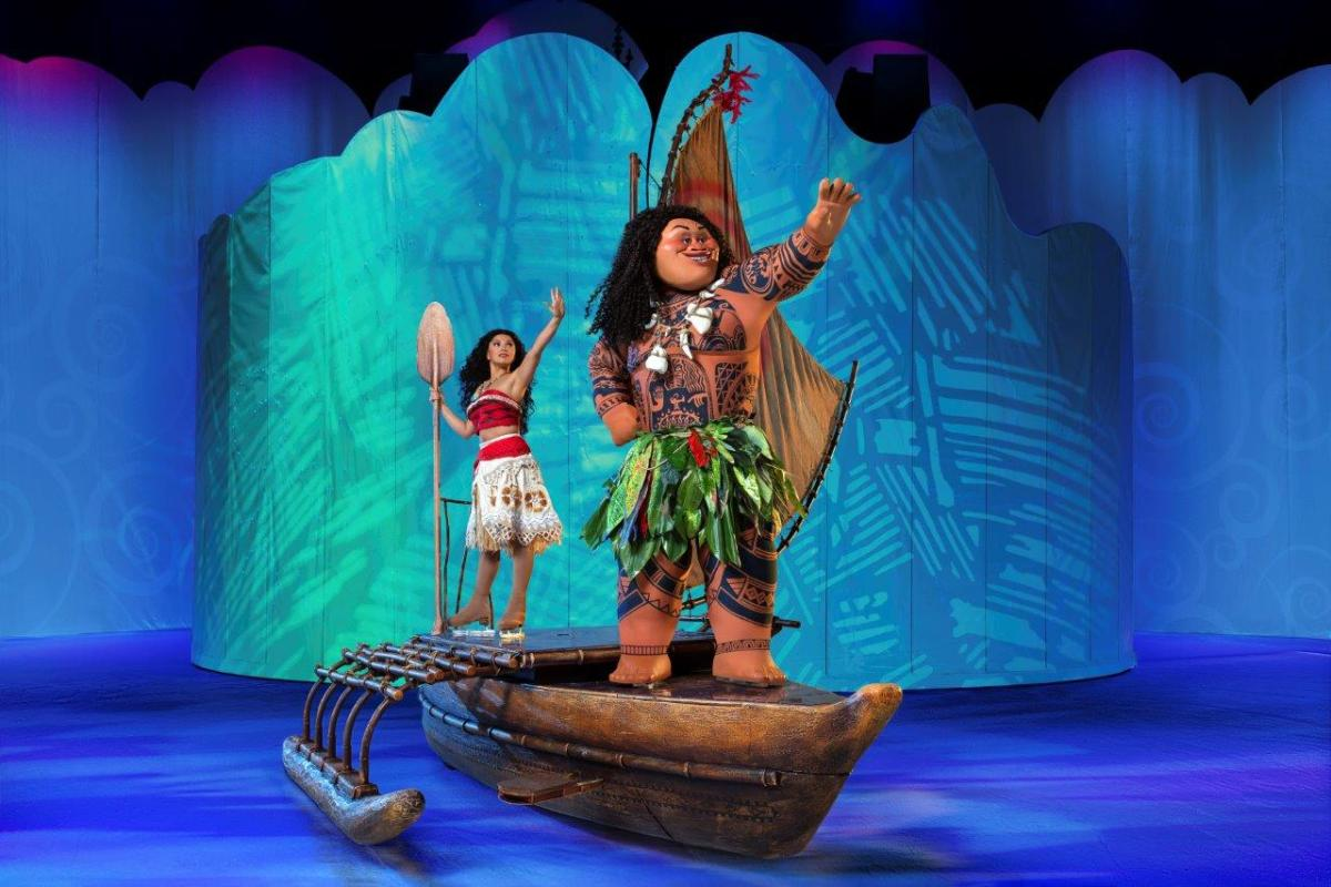 Disney On Ice: Dare To Dream (December 13 – January 6)