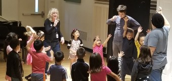 Five things we loved about Colburn's Community School Drama Class