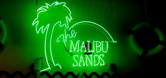 Malibu Sands Pop-Up at Saved By the Max Diner