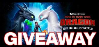 Giveaway: How to Train Your Dragon 3 Blu-ray Combo Pack