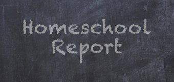 News from the Homeschool front