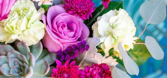 Celebrate Mother's Day Early with Teleflora at Santa Monica Place, May 1st